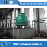El aceite del motor de la máquina de destilación al vacío con aceite de base del producto final