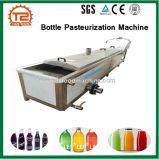 De Machine van de Pasteurisatie van het Vruchtesap en van de Fles voor Verkoop