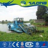 Julong полностью автоматическая очистка реки судна/водных сорняков комбайна