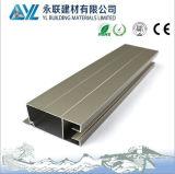 Het anodiseren het Profiel van het Aluminium van 6063 T5 6000 Reeksen voor de Deuren van het Aluminium