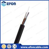 FRP Fuerza Miembro no metálicos al aire libre Cable de fibra óptica (GYFTY)