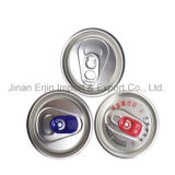 Состоящий из двух частей алюминий сода может кольцо язычок со стороны крышки багажника