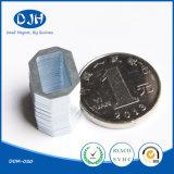 Kleiner gesinterter permanenter magnetischer materieller Neodym NdFeB Magnet