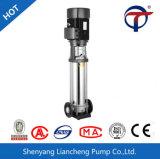 Fabricante de vários estágios vertical disponível da bomba da água quente Cdl/Cdlf na fábrica de Shenyang