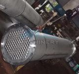シェルおよび管の熱交換器または蒸気のコンデンサーまたはステンレス鋼の熱交換器