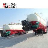 3 rimorchio dell'autocisterna di trasporto del cemento degli assi 40cbm