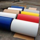 1100 3003 bobines enduites d'une première couche de peinture colorées d'aluminium utilisées pour le panneau composé en aluminium