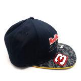 Gorra de béisbol de encargo A329 de la manera del bordado del algodón