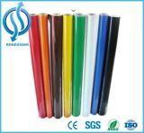 색깔 및 워드 여러가지 PE 경고 필름 그리고 테이프