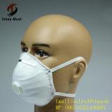 Nichtgewebte N95 Atemschutzmasken mit Atem-Ventil N99 Tohoo