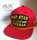 Marque de Weixian, chapeau brodé par qualité garanti