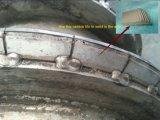 Piezas del desgaste de los azulejos del carburo cementado para la centrifugadora