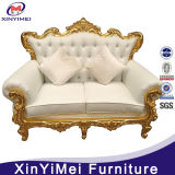 Classy European Double Seat Hotel Restaurant Salon Canapé King (XYM-S05)