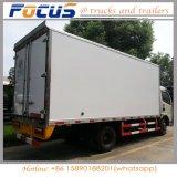 /-5 magazzino frigorifero Van Truck del congelatore di temperatura 8t per il trasporto del gelato