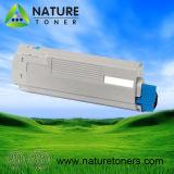 Cartucho de tóner de color compatible para Okidata C610