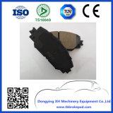 Отсутствие автомобиля представления шума пусковых площадок тормоза высокотемпературного керамических (D1210)