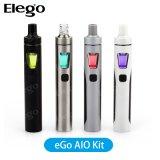 Kit Joyetech EGO Aio Subohm 1500mAh, EGO cigarrillo electrónico / Mini cigarrillo electrónico