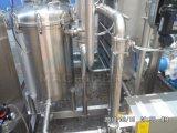 Промывки пастеризатора и стерилизация Homogenizer машины