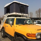 Het kamperen 4WD Offroad Harde Shell Hoogste Tent van het Dak met het Zij Afbaarden
