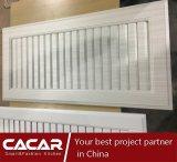Blanc et étagère de rangement en bois haut de gamme du Cabinet du caisson de nettoyage