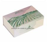 황금 서류상 Foldable 선물 상자 포장 종이상자를 주문을 받아서 만드십시오
