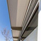Plaine Hotsale/aluminium perforé de métal pour les parasols