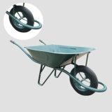 Kruiwagen van het Wiel van de Tuin van de Hulpmiddelen van de Hand van Frankrijk de Model Landbouw (WB6400B)