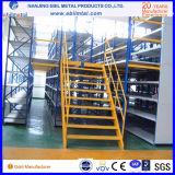 Mezanino do armazenamento (multi racking) da série (EBILMETAL-MR)