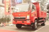 중국 Sinotruk HOWO 디젤 엔진 4X2 8-10 톤 경트럭