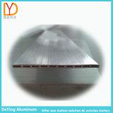 Profil en aluminium d'extrusion de Thinest d'industrie avec le trou et la meilleure exécution