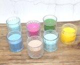 Da venda quente suportes de /Candle da vela do frasco de vidro/castiçal