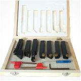 Поворачивающ и продевающ нитку комплект инструмента Lathe CNC Indexable