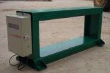 ISO/Ce anerkannte Gjt Serien-Stahlfarbband-Riemen-Typ Metalldetektor für Bandförderer