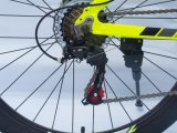 26 ligas 21sp Shimano Mountain Bike