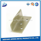 Acier inoxydable estampant la charnière de porte/guichet avec le placage de zinc