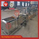 Maquinaria que se lava de la burbuja de la limpieza industrial de la fruta y verdura para la venta