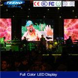 Pantalla publicitaria de interior de la visualización P2.5 LED de la alta calidad