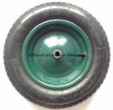 Pneumatischer Gummirad-Reifen 3.50-8 für Hand-LKW-Laufkatze