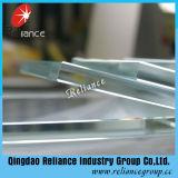 Super claro/Ultra de vidrio flotado vidrio transparente para gases de efecto