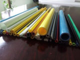 Elevada elasticidade redes de fibra de vidro Pole