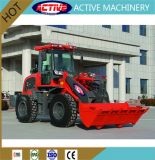 AL915X 1.5ton EPA/Euro 3 Xinchai 36.8kw Engine Wheel Loader with Ce Approved