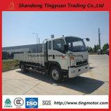4200mm de distancia entre ejes Sinotruk HOWO 10 Ton camión de carga de la luz con gran calidad
