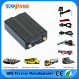 Afrika-Fahrzeug Bluetooth GPS Verfolger mit frei aufspürenPlatform/APP