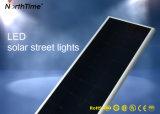 La luz solar directa de fábrica con protección IP65 Bridgelux LED 100W de luz de la calle