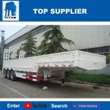 Aanhangwagens 3 van het Bed van de titaan Lage Aanhangwagen van de Vrachtwagen van het Bed van de tri-As van de Opleggers van Lowbed van Assen de Lage