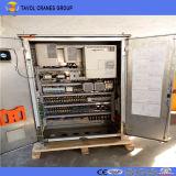 Qtz80 (6010)モデル8tonトップレスのタワークレーン