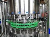 Máquina de rellenar del jugo automático de la botella de cristal