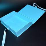 Het Duidelijke Wit dat van de Luxe van de Douane van Alibaba de Dozen Gp1065 vouwt van de Gift van de Verpakking van de Kleding van het Huwelijk