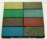 8 цветов выберите Professional резиновые плитки спортзал пол