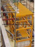 Moldeado de FRP Rejillas para la plataforma Chemiccal